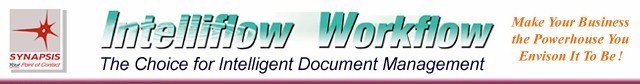 Intelliflow Workflow -- The Choice for Intelligent Document Managment